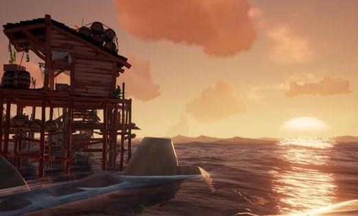 盗贼之海加速器